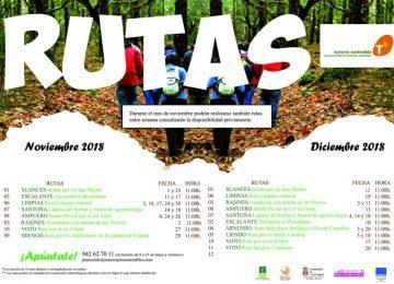 Participa en Rutas Guiadas