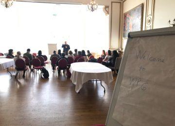Reunión en Gales